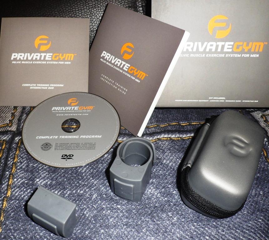 Private Gym Box Set